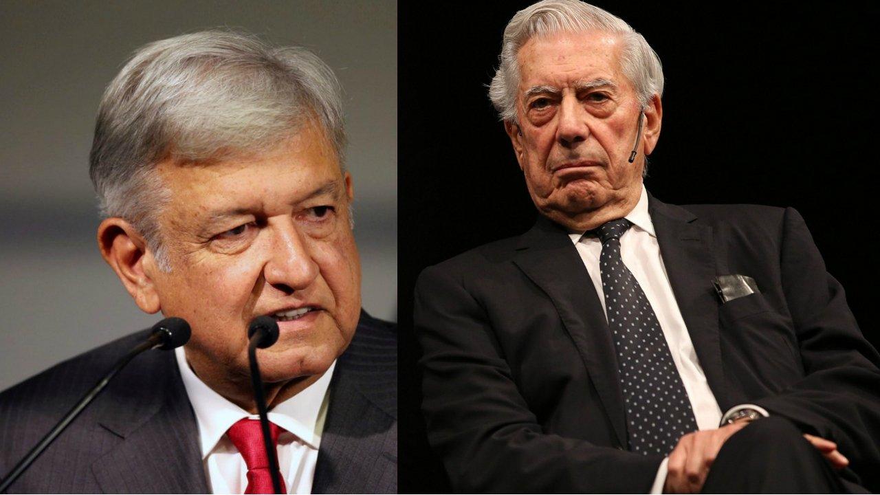 #AMLO fue criticado una vez más por Vargas Llosa, ahora en entrevista con @AristeguiOnline https://t.co/UjqPNStTd1 https://t.co/maFXOobxCA