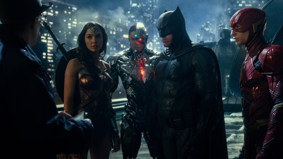 How would #JusticeLeague have fared if Z...