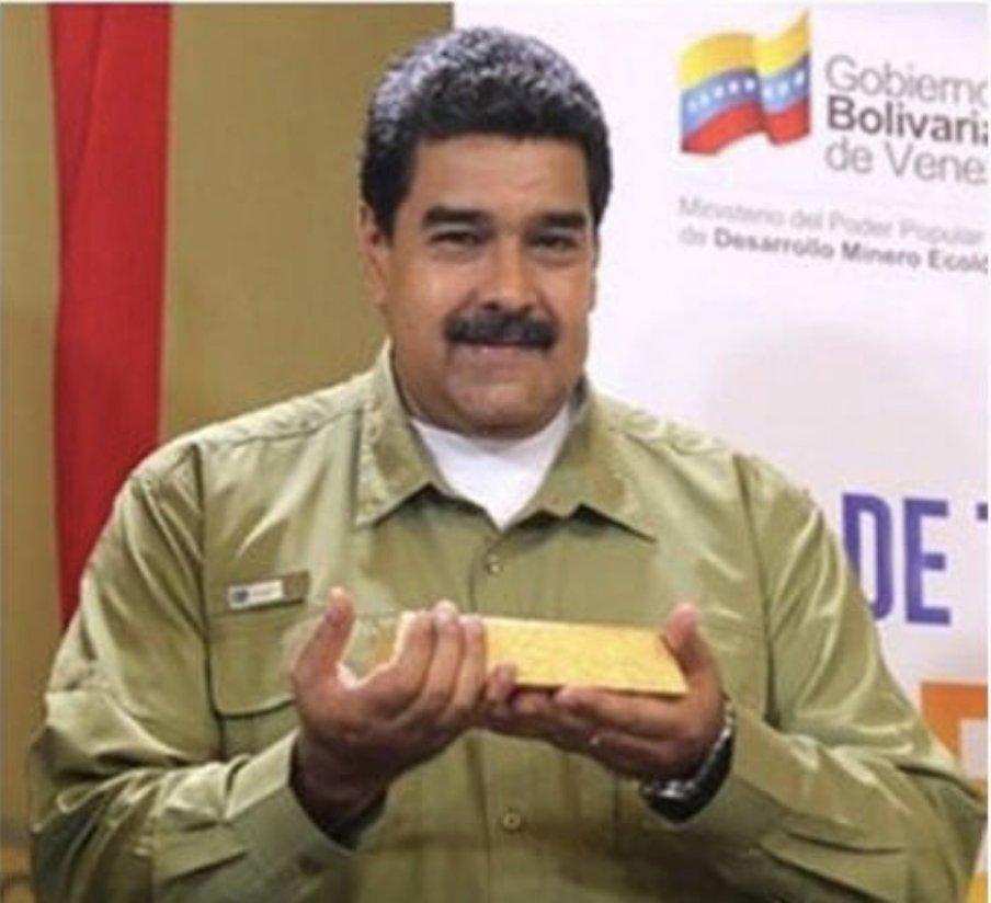 Nicolás Maduro's photo on #SiembraMineraDelFuturo