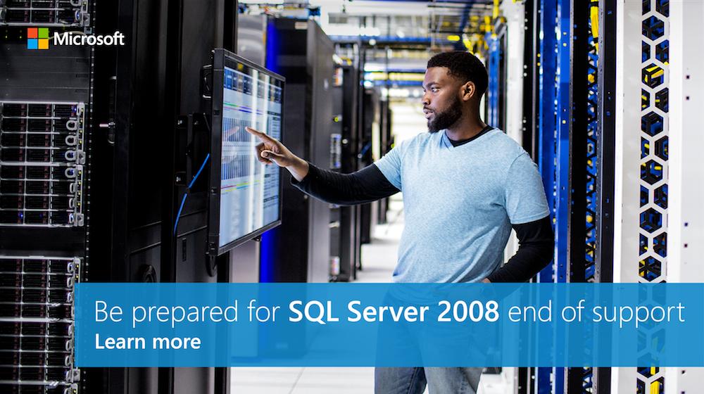 Microsoft SQL Server's photo on FAMGA