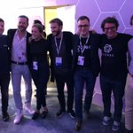 Image for the Tweet beginning: After @token2049 panel - thank