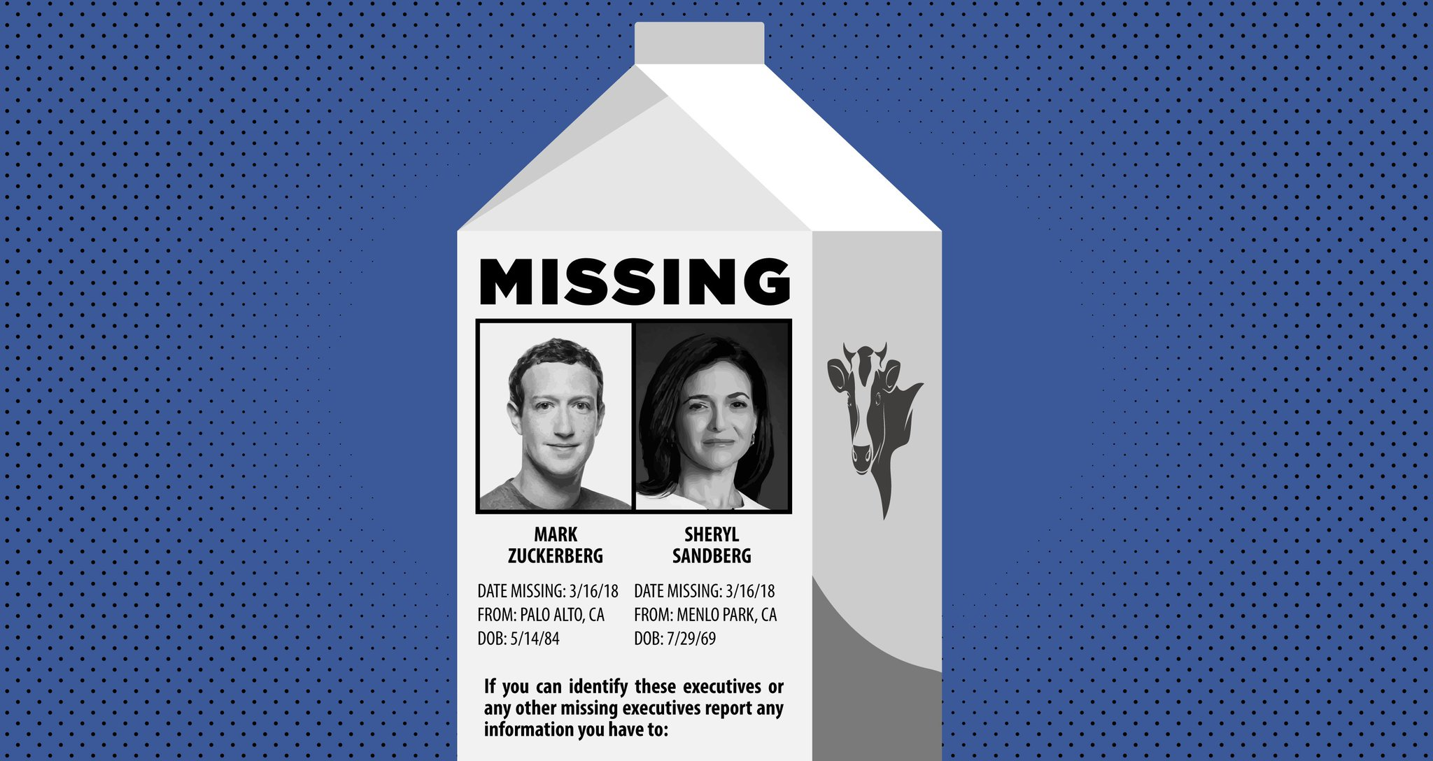 Zuck and Sandberg go M.I.A. as Congress summons Facebook leadership by name https://t.co/YuWERneCYj https://t.co/5DIB1VzQCe
