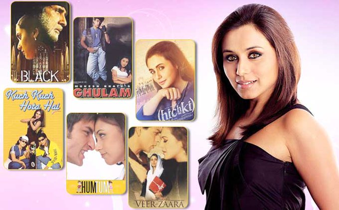 Happy Birthday Rani Mukerji: Rare Trivia, We Bet, You Don t Know About Her