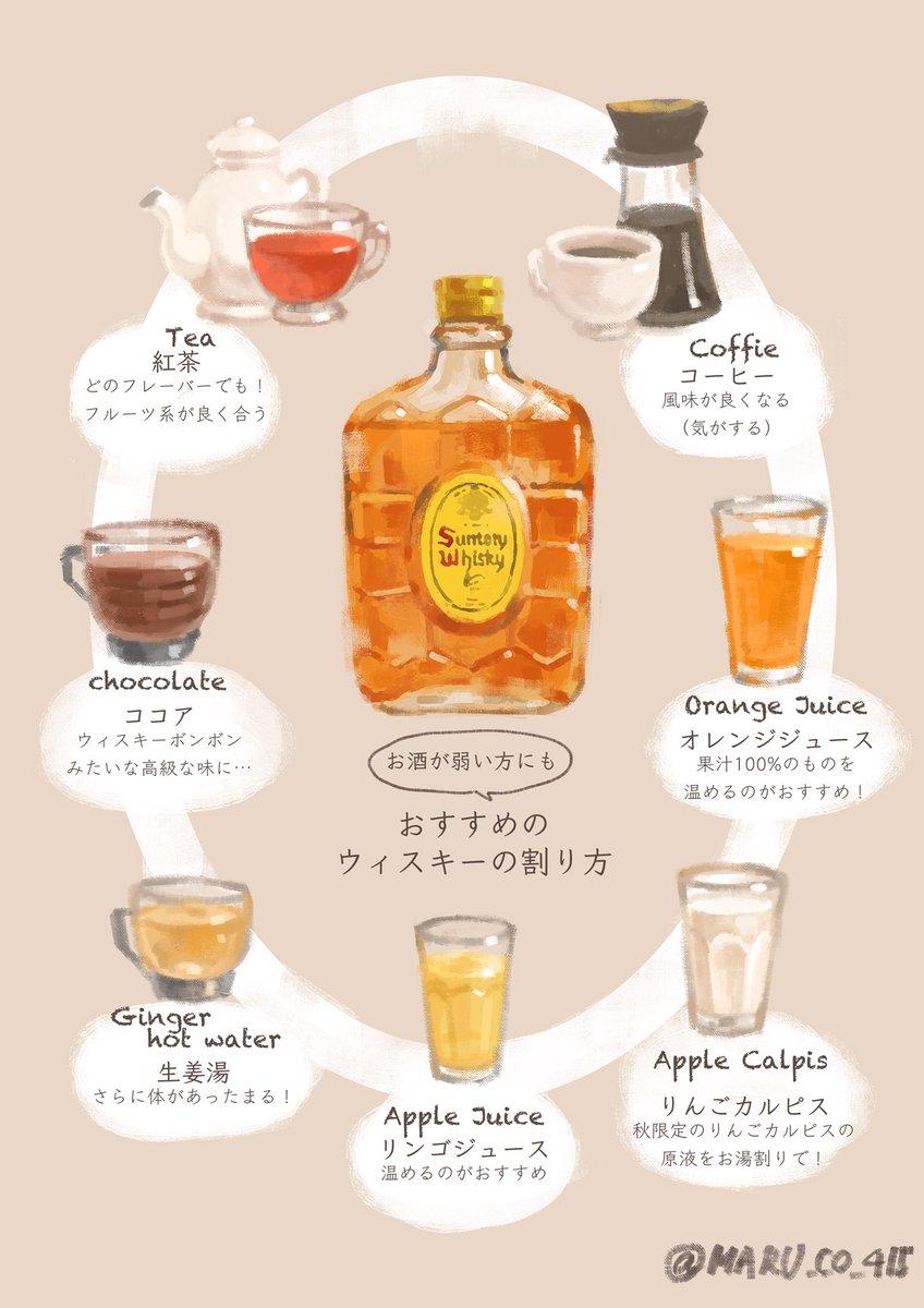 ボンボン 作り方 ウイスキー