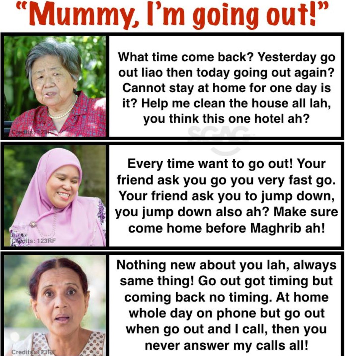 The 3 Types Of Mummy's In Singapore 😅 ht...