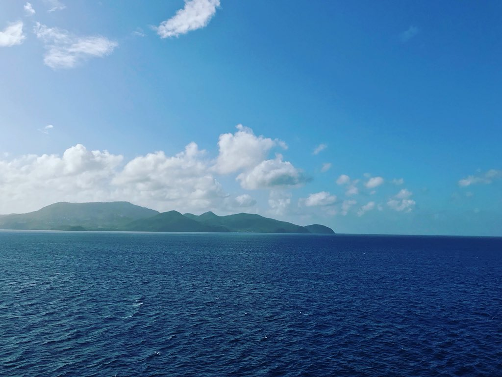 Knocking another country off the travel log. #martinique #smilinvacationcam #caribbean #cruise