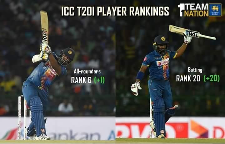Sri Lanka Cricket's photo on Cricket