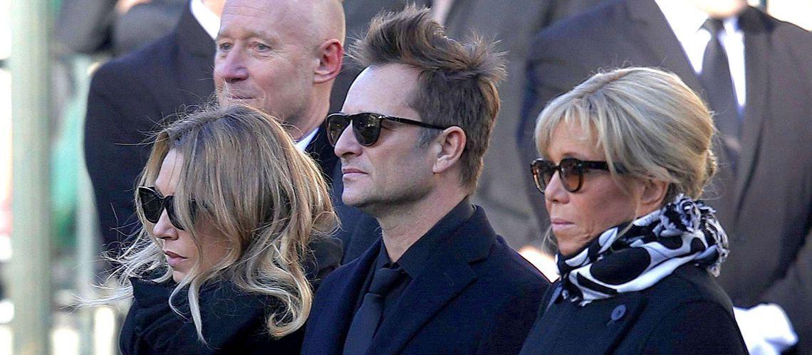 VIDEO – Comment Brigitte Macron a empêché David Hallyday et Laura Smet de « boycotter » l'hommage à Johnny https://t.co/hGooit9TMn