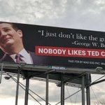 Billboard That Was Posted In Texas.