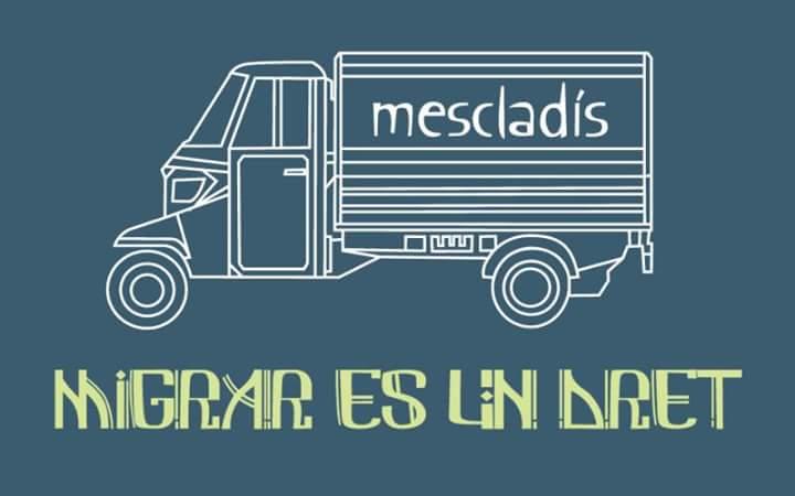 ➡Tot el suport a les iniciatives solidàries que es desenvolupen al barri. Com sempre @Mescladis són exemple donant oportunitats a persones en risc d'exclusió social.Posa el teu granet de sorra al @goteofunding 👇