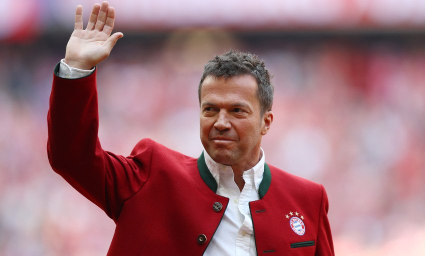 Th @FCBayernENe  squad for Saturday's game has also been revealehttps://t.co/OxCFQzt6Ryd:   Lothar Matthaus, Bixente Lizarazu and Roy Makaay all feature 👍