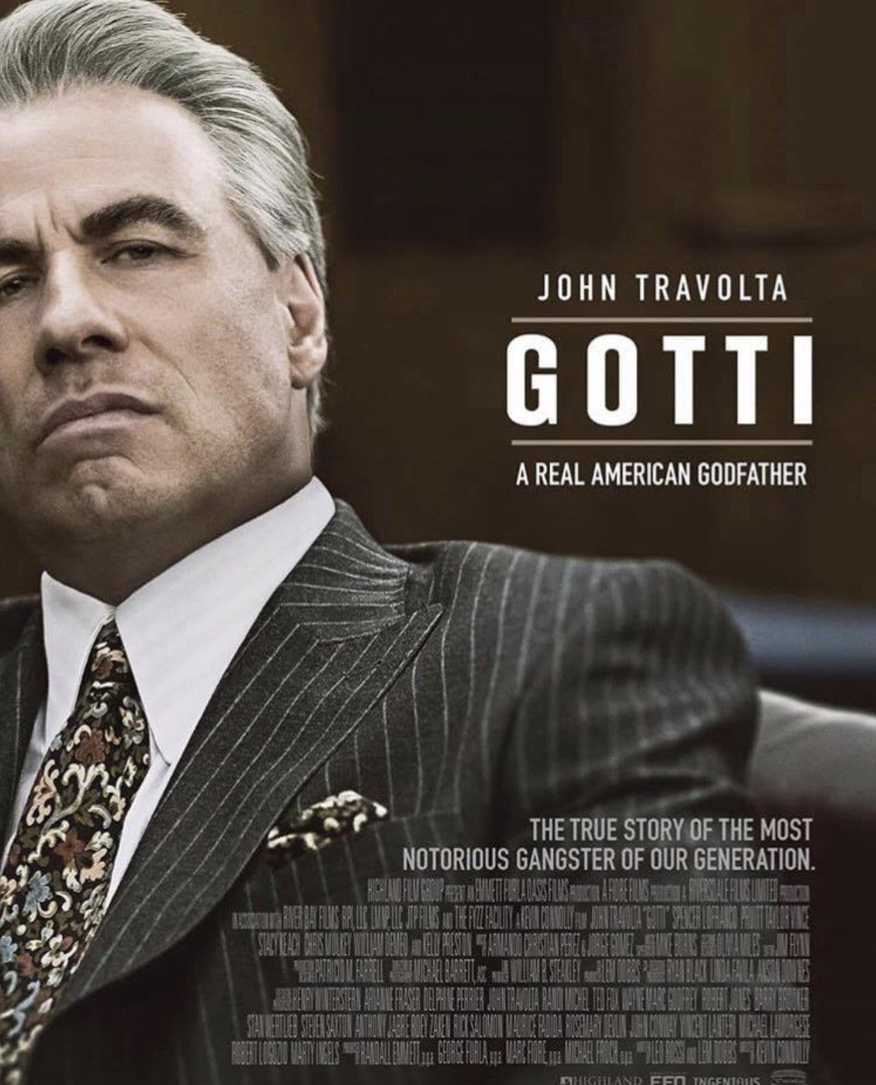 Gotti (2018), Movie Cast, Story and Release Date