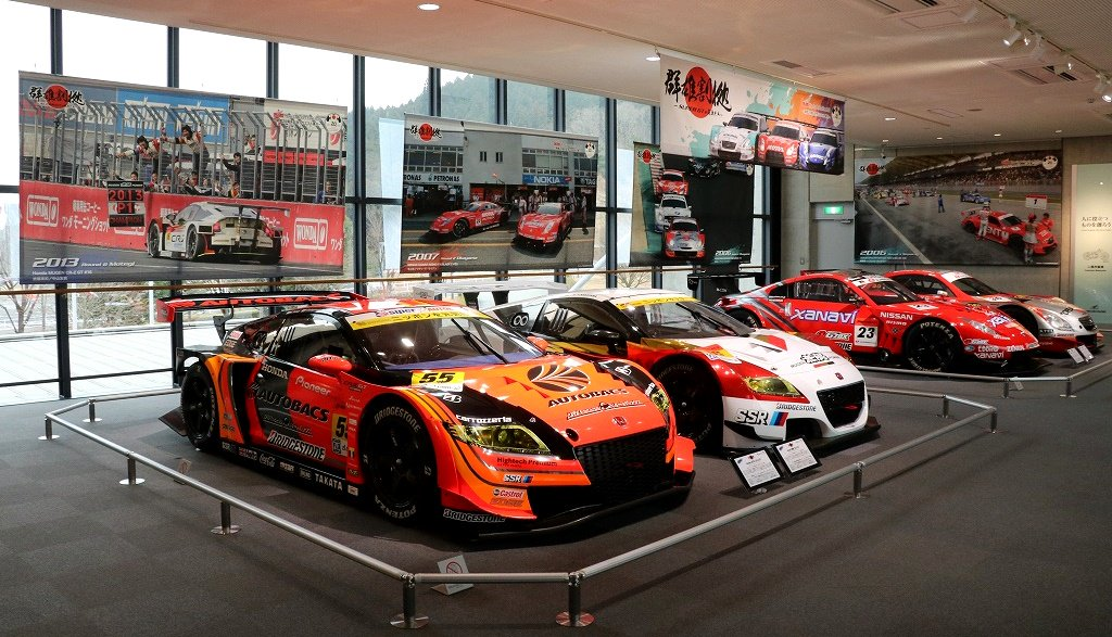 \「SUPER GT」マシン、ホンダコレクションホール初展示!/ 3月17日~6月13日の3ヶ月間に渡り、SUPER GT GT500クラスに参戦しているトヨタ・日産・ホンダのライバルマシンが集結♪大人気のSUPER GTマシンが長期間展示される貴重な機会、じっくりご堪能ください^^⇒https://t.co/dUzKtVGNsf #supergt