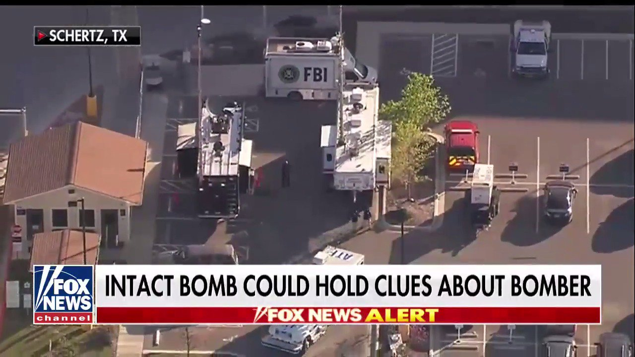 Explosion at FedEx facility in Texas probed for connection to Austin bombings https://t.co/fqlCo4ZcKf https://t.co/bVM5jCOu3h