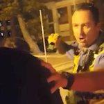 Image for the Tweet beginning: WA Police officer stood aside