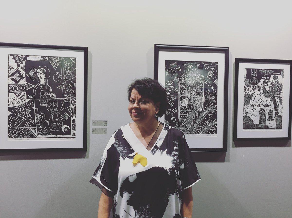 Happy Mother's Day to my amazing mama Thuraya Al-Baqsami ! Check out a selection of her historic works at Art Dubai Modern - Hafez Gallery #thurayaalbaqsami #artdubai #artdubai2018 <br>http://pic.twitter.com/VoDGmK2f9S