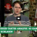 Image for the Tweet beginning: (B)EscherWisser-Taktik-Analyse: Kurz-Rückblick auf #Augsburg, Ausblick