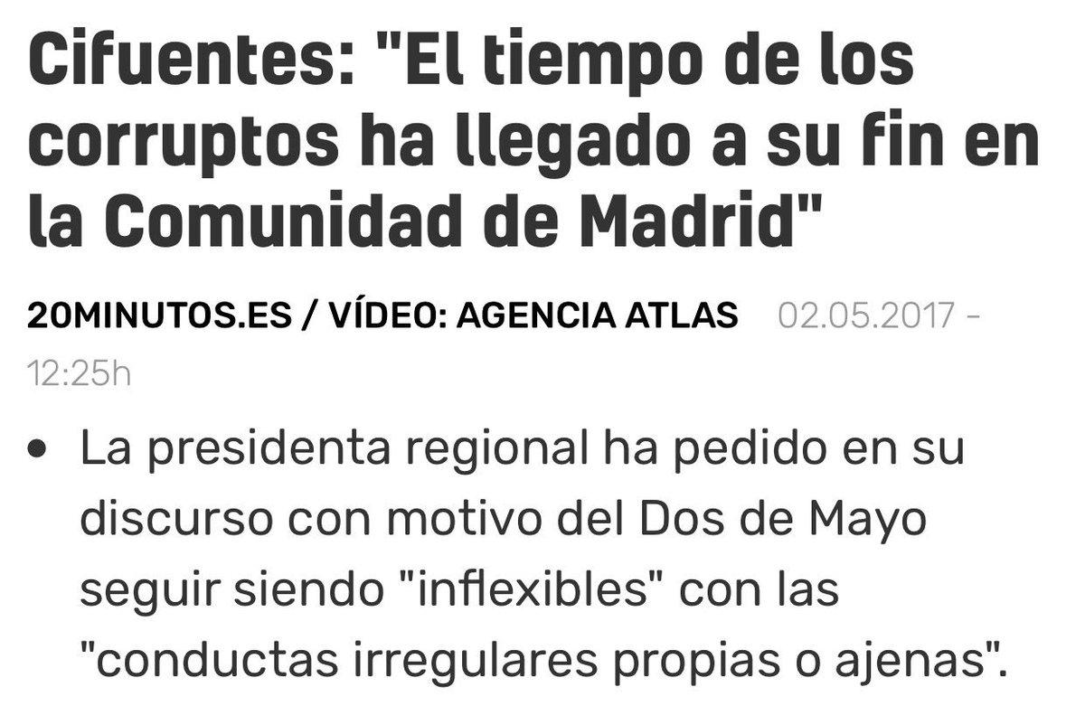 Anda mira!! Cristina Cifuentes https://t...