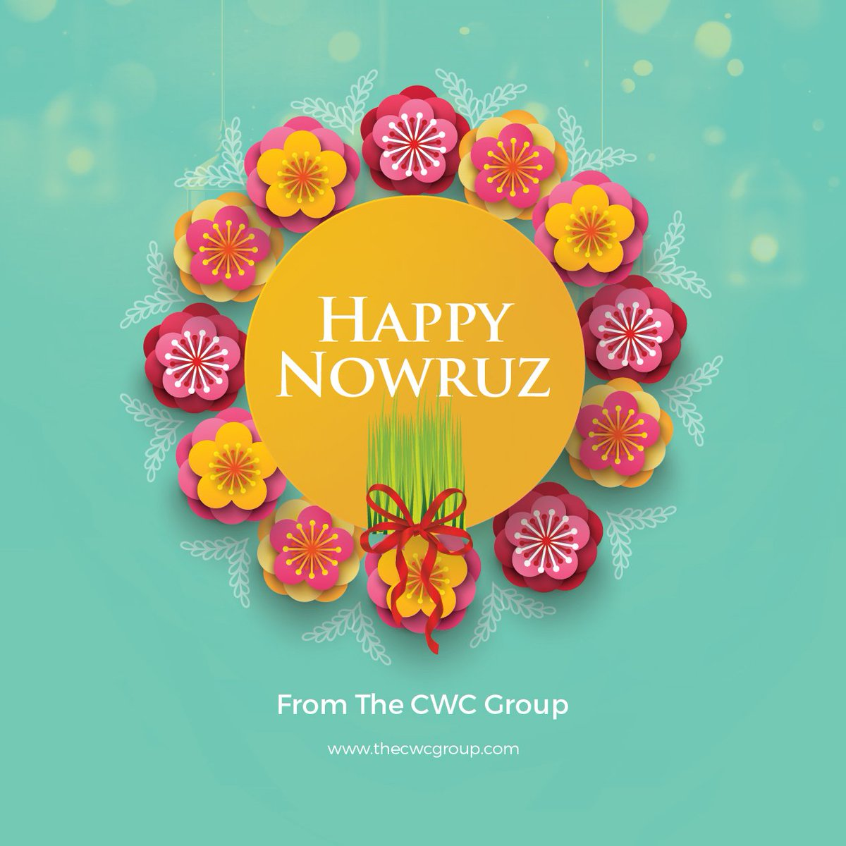 Cwc Group Mena On Twitter Happy Nowruz From The Cwc Group
