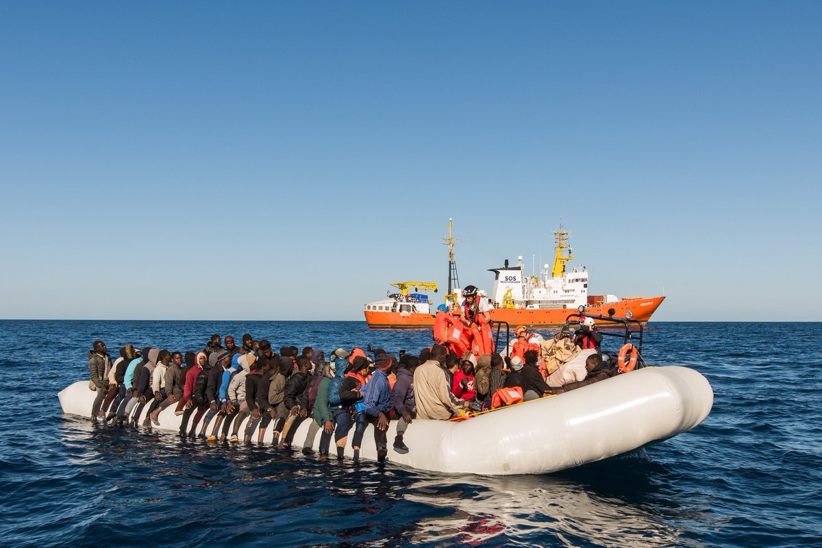#Mediterraneo: i governi europei ostacolano soccorsi e riportano le persone nell'inferno libico  https://t.co/XYairpDZm0