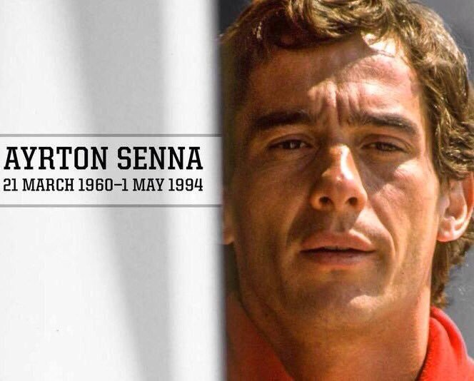 Happy Birthday Ayrton, our Hero, our ins...