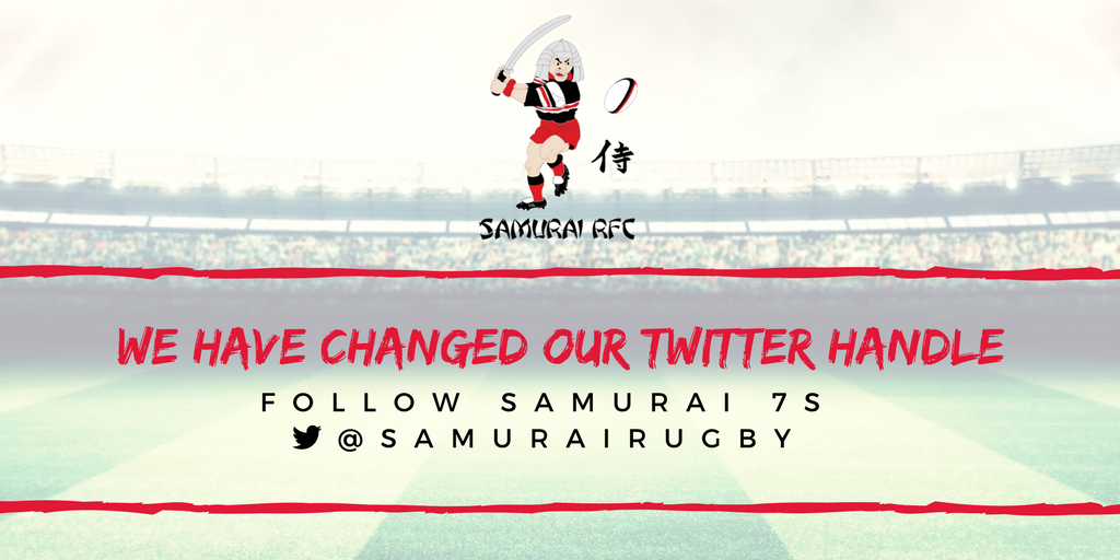 test Twitter Media - Samurai 7s have recently changed their twitter handle! Find them @SamuraiRugby https://t.co/PYUOxqKvUH