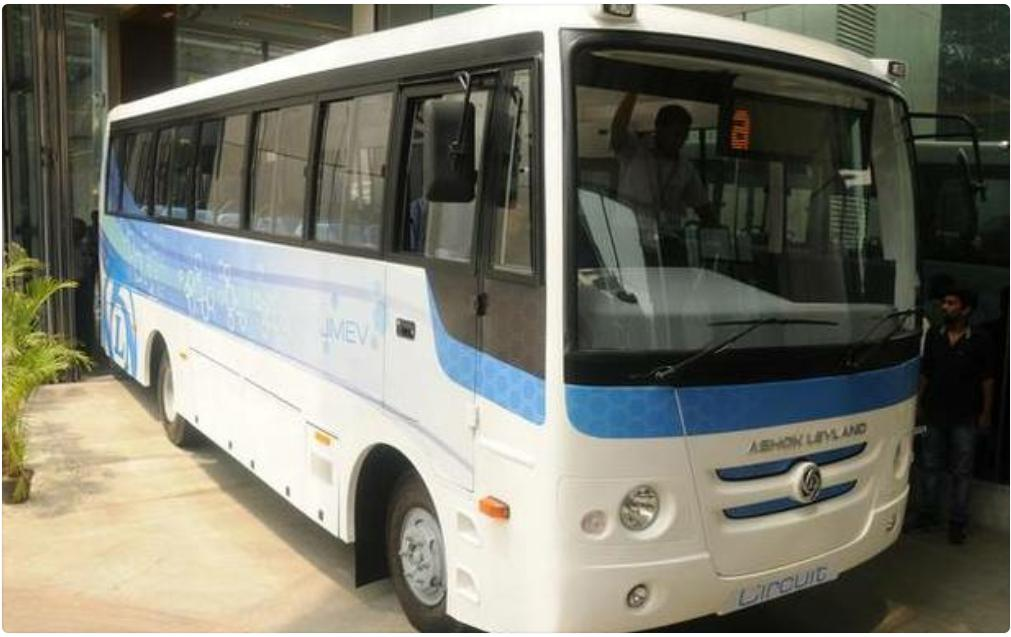 50 electric buses to be put on BRTS route; no hike in fare