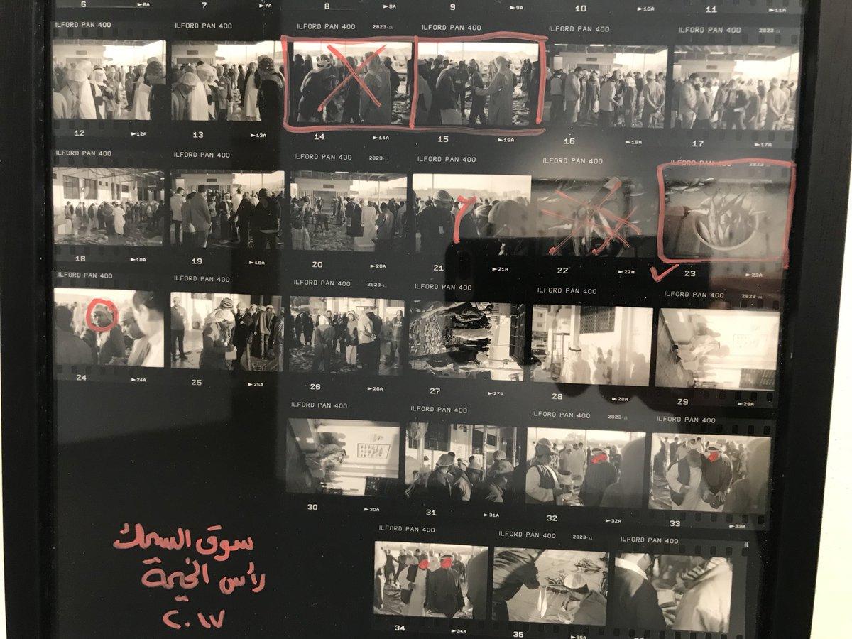 Amazing photographs by @ammarmak of livestock, bird and fish markets in Sharjah, Ras al-Khaimah and elsewhere. At @tashkeel, part of the tenth anniversary exhibition. #artdubai2018 <br>http://pic.twitter.com/j6e2LvLOg8