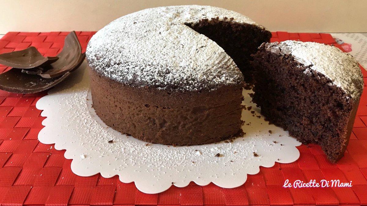 Torta Acqua E Cioccolato.Le Ricette Di Mami On Twitter Torta All Acqua E