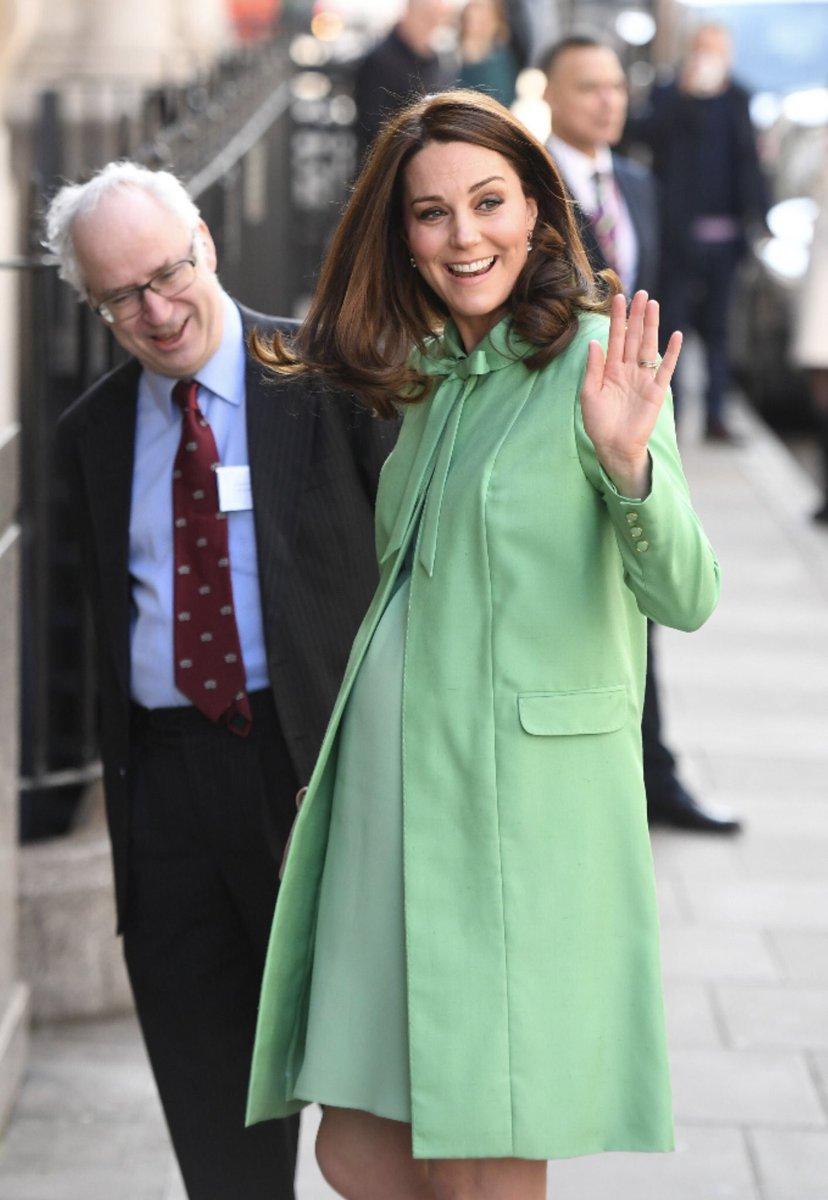 Мероприятие герцогини Кембриджской