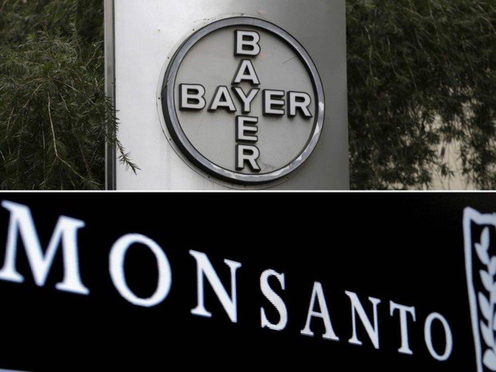 Comissão Europeia aprova compra da Monsanto pela Bayer com algumas condições https://t.co/gSKm4SgH2m #G1