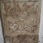 Image for the Tweet beginning: #TilesonTuesday Tile tomb at Lingfield