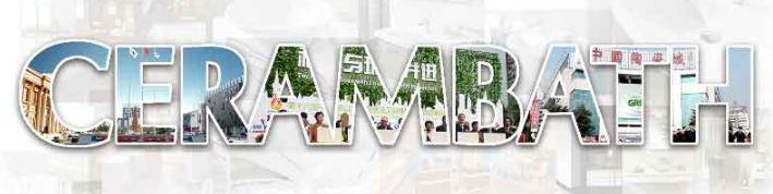 #31stCeramBath CERAMIC & BATHROOM Exposure of International Branding at CeramBath 2018 18-21 April Foshan,China  Visit https://t.co/dVSsBjm0II Click to Register https://t.co/OXAIo2HL2B https://t.co/2JjQ4tNSLV