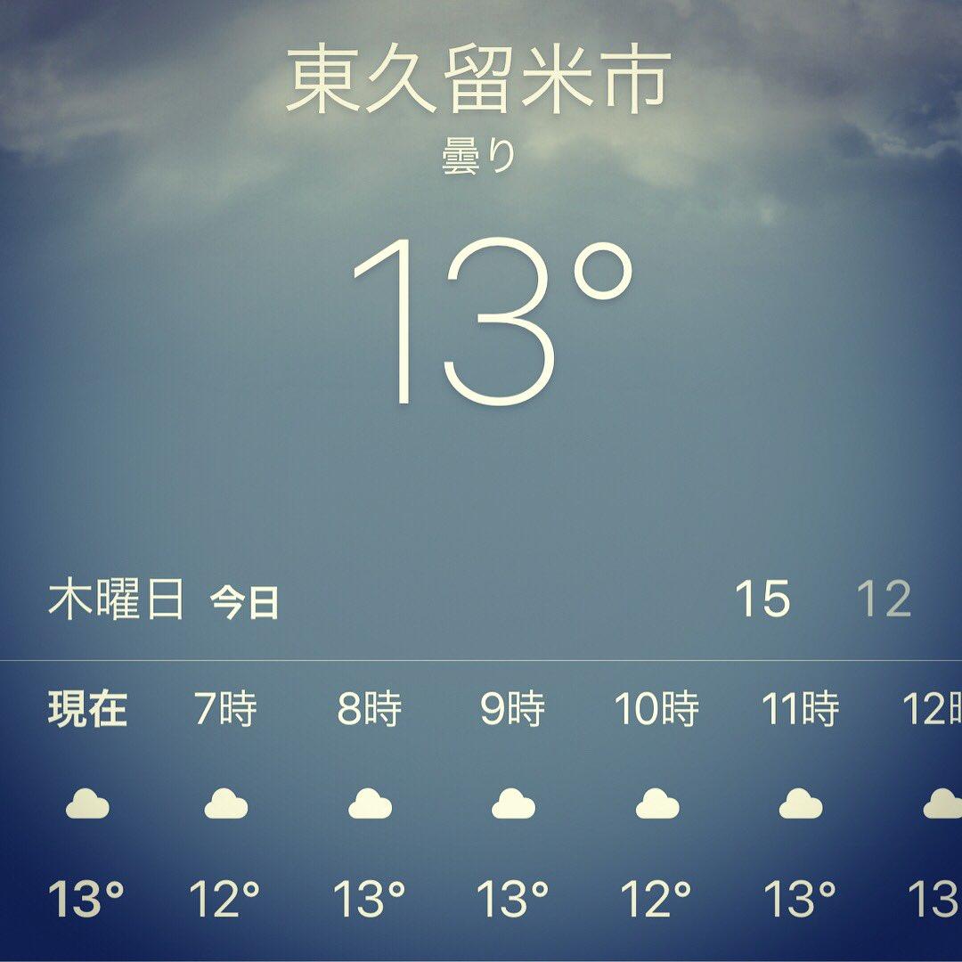 国分寺 天気 1時間