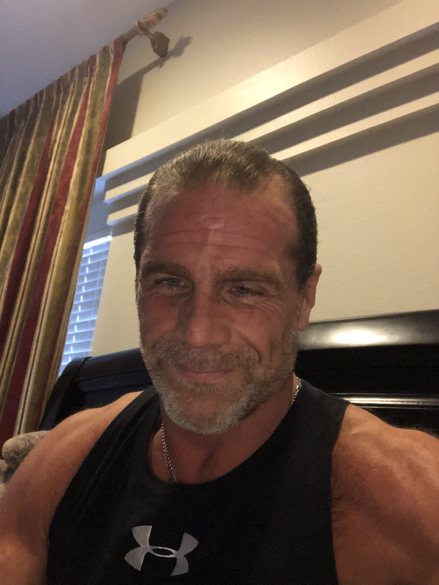 Shawn Michaels on Twitter Me very excited about