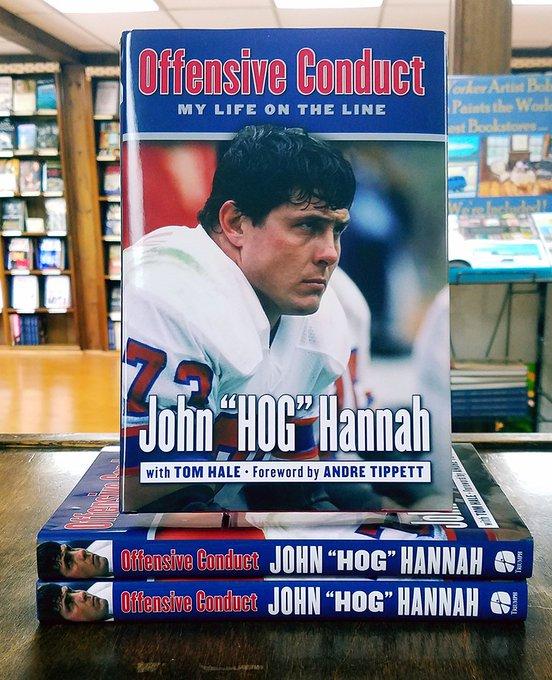 Happy Birthday to John Hannah!