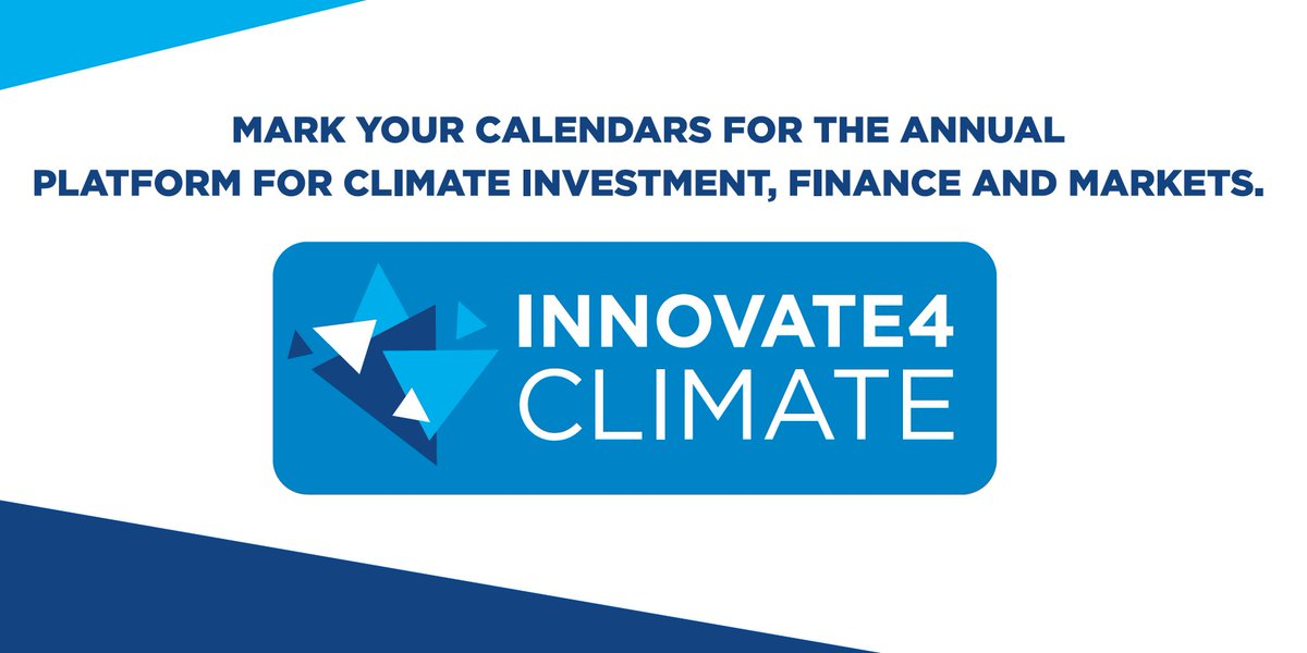 Image result for innovate 4 climate 2018