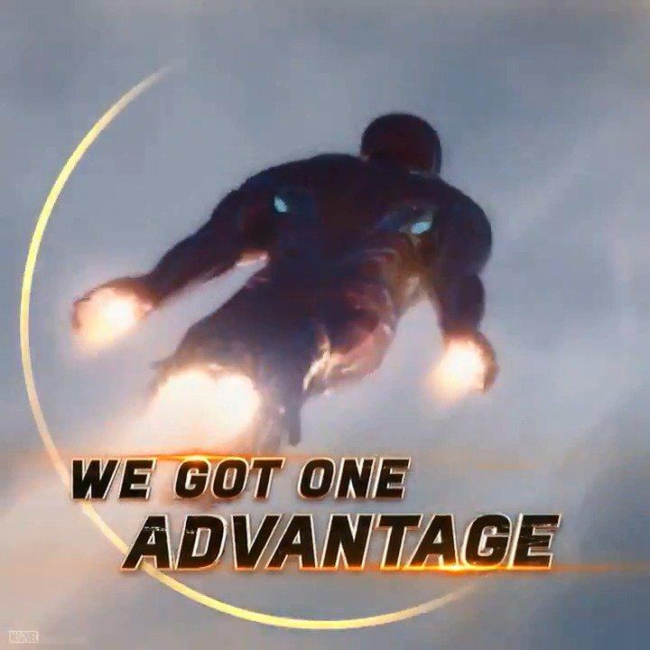 Destiny arrives. See Marvel Studios' 'Avengers: #InfinityWar' in theaters April 27. https://t.co/TJLpp5eGmk
