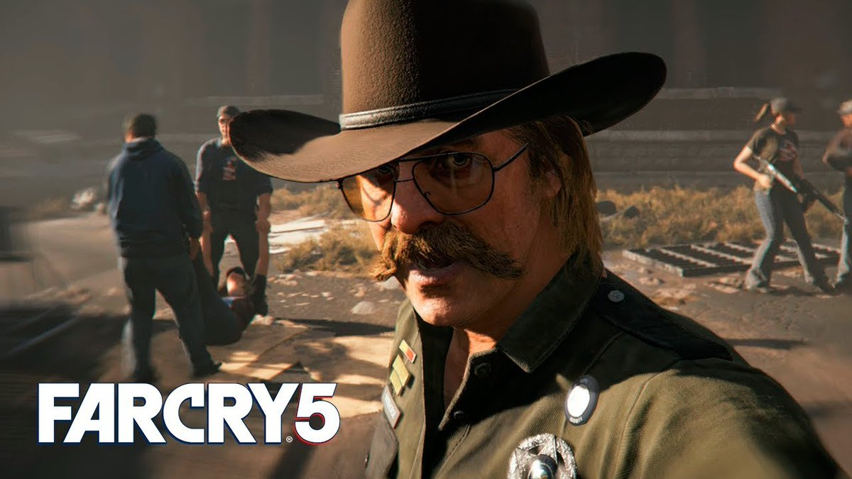 Ethan Kern On Twitter Far Cry 5 Is One Of The Best Games Ubisoft Has Ever Made
