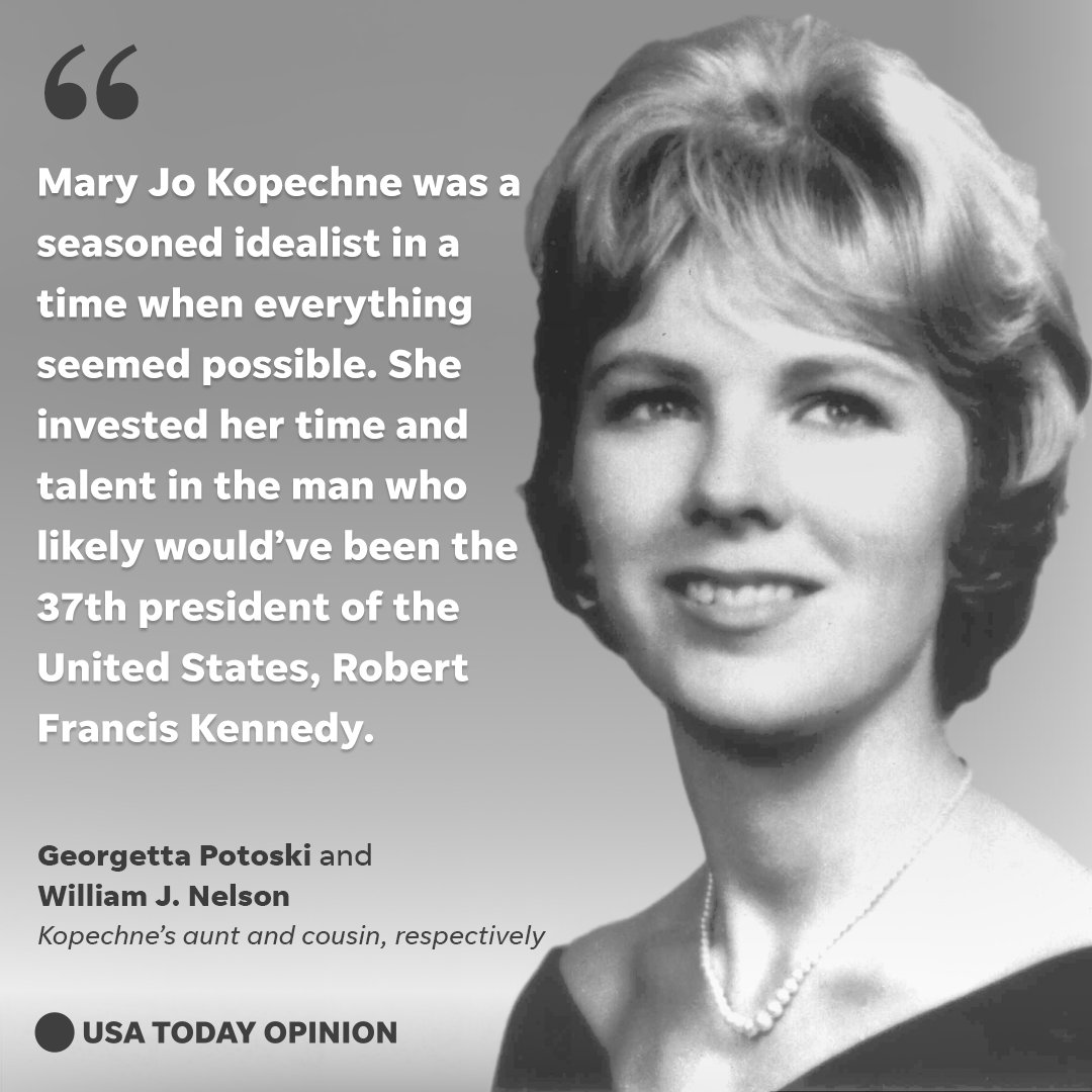 mary jo kopechne was not a wide eyed capitol hill staffer when you