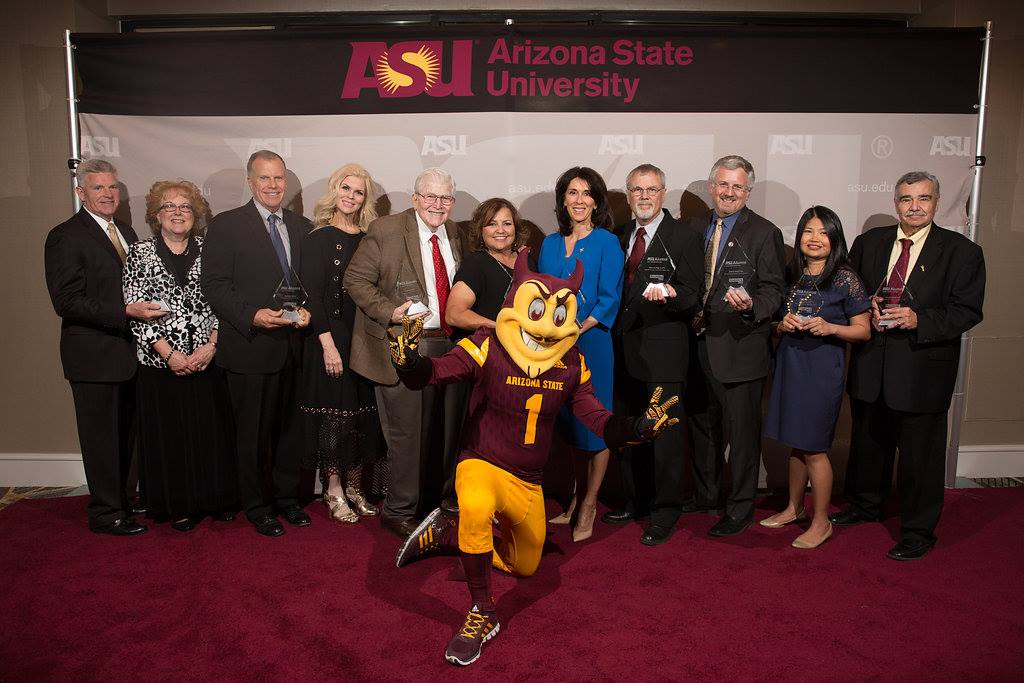 Arizona State University Picture