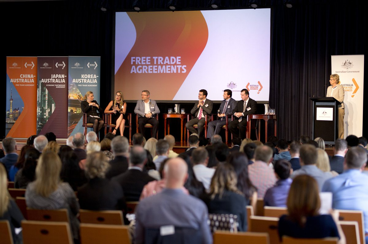 Find Out How You Can Take Advantage Of Australias Free Trade