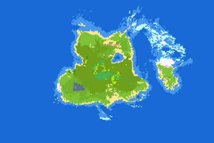 Caves Of Qud World Map.Jason Grinblat On Twitter Here S The Open Source Generator With