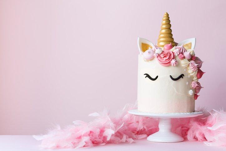 Hellogiggles On Twitter This Sams Club Unicorn Cake Feeds 66