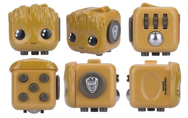 Antsy Labs On Twitter Baby Groot Fidget Cube Cute From Every