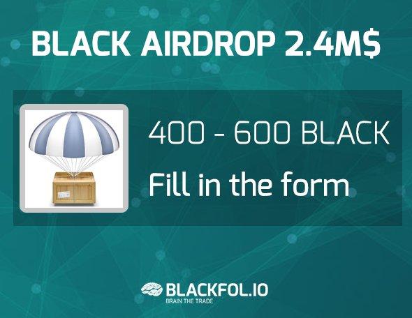 Airdrop Blackfol