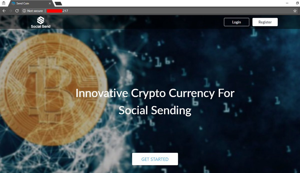 We just released the screenshots of our social send platform...   Be ready for the history-changing platform, transferring cryptocurrency via social networks without any banks and without submission of KYC :)  #socialsend #crypto #send #btc #alts #rdd #socialwallet #wire #noKYC<br>http://pic.twitter.com/aJrYhvbEbo