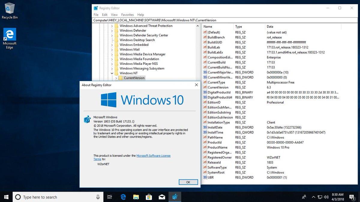 WINDOWS 10 1803 CALCULATOR NOT WORKING - Windows 10 May 2019