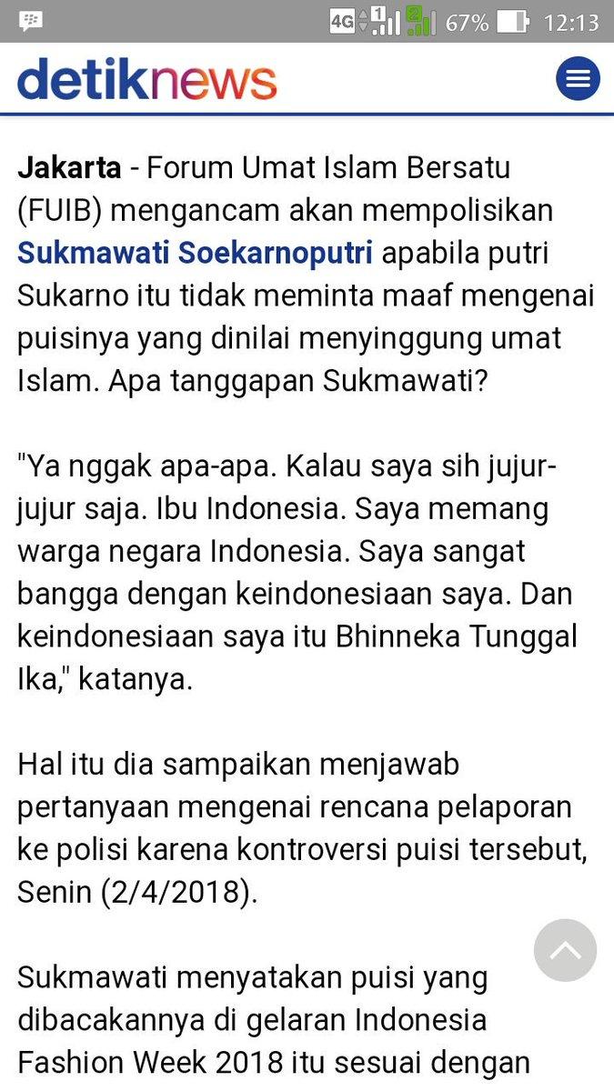 Go Musfash On Twitter Kok Ibu Indonesia Buat Puisi Yang