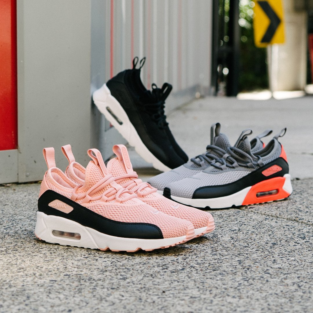 cheap for discount f7ea7 f1dfc ...  Nike Air Max 90 EZ. Revamped and redressed with an EZ on EZ off  sock-like bootie. Available now at  HypeDC stores and online   https   bit.ly 2EenKZm ...